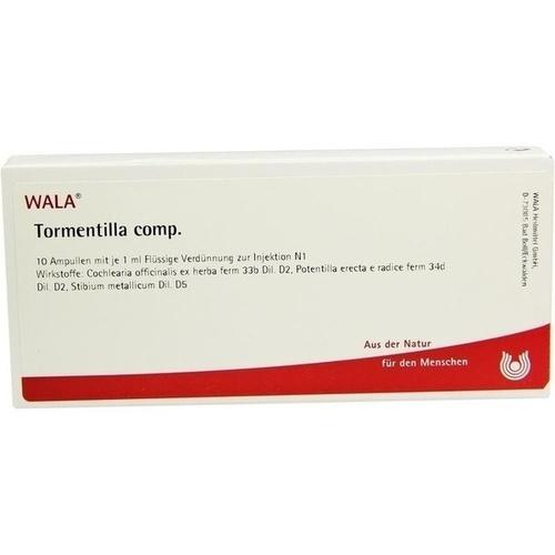 WALA TORMENTILLA COMP. Ampullen