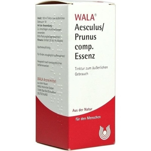 AESCULUS/PRUNUS comp.Essenz