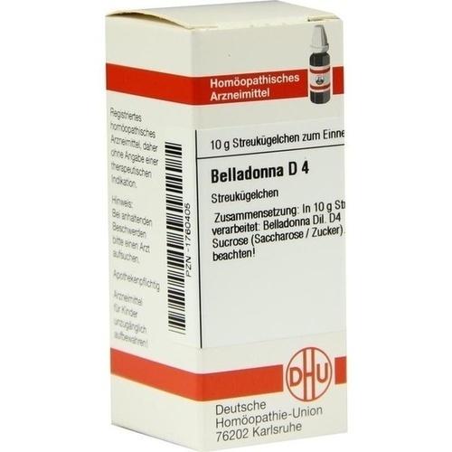 BELLADONNA D 4 Globuli