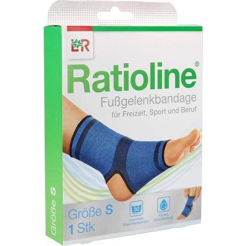 RATIOLINE active Fußgelenkbandage Gr.S