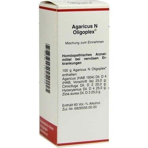 AGARICUS N Oligoplex Liquidum