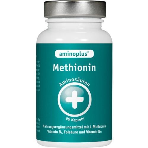 AMINOPLUS Methionin plus Vitamin B Komplex Kapseln