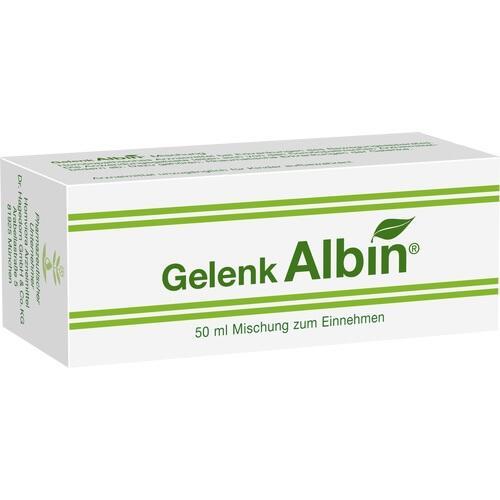 GELENK ALBIN Tropfen zum Einnehmen