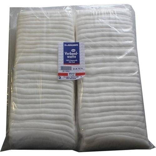 VERBANDWATTE 100% Baumwolle zickzack 1000 g