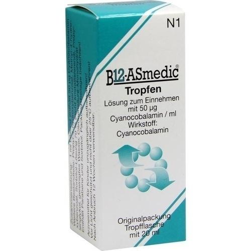 B12 ASMEDIC Tropfen zum Einnehmen