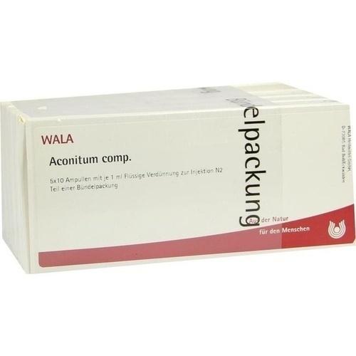 ACONITUM COMP. Ampullen
