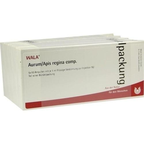 WALA AURUM/APIS REGINA comp. Ampullen