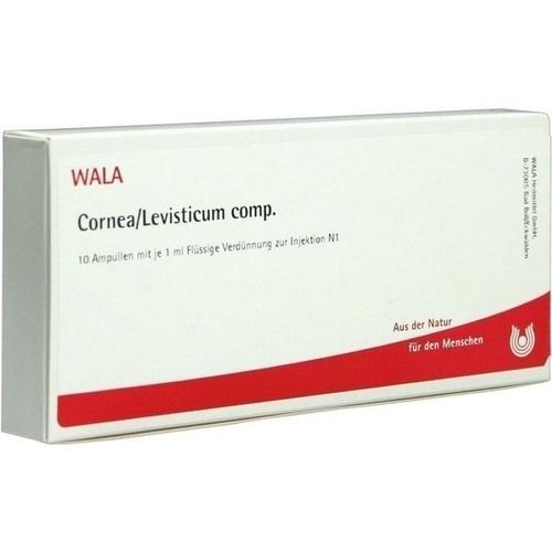 CORNEA/Levisticum comp.Ampullen