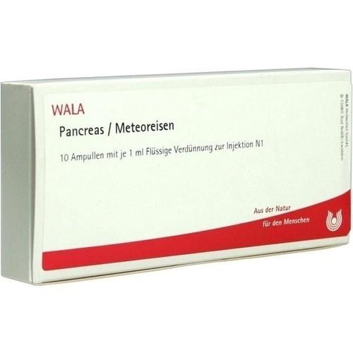 PANCREAS/METEOREISEN Ampullen