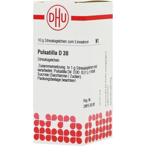 PULSATILLA D 30 Globuli