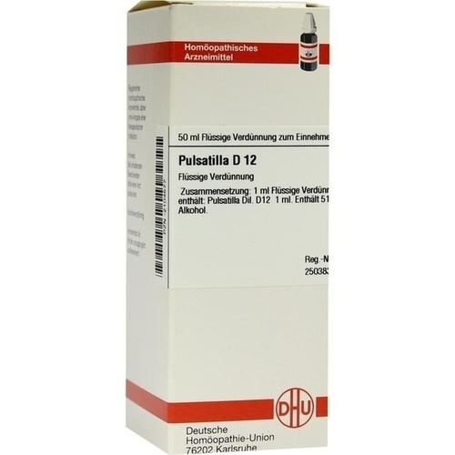 PULSATILLA D 12 Dilution