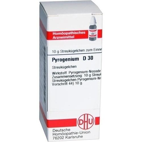 PYROGENIUM D 30 Globuli