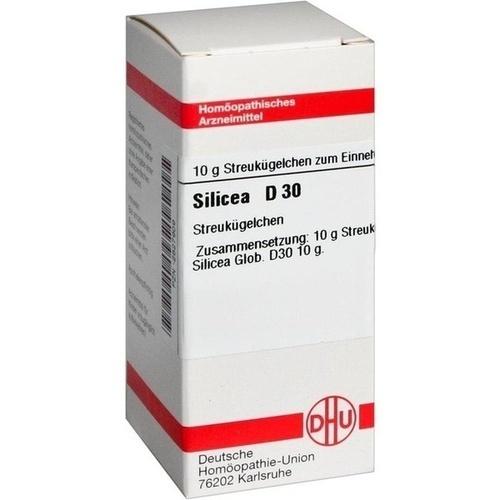 SILICEA D 30 Globuli