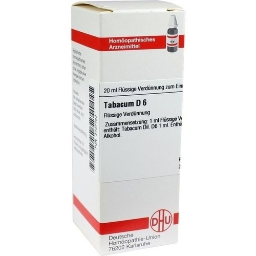 TABACUM D 6 Dilution