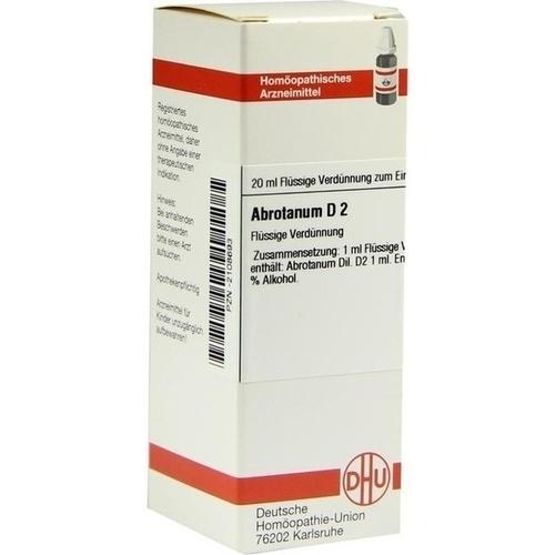 ABROTANUM D 2 Dilution