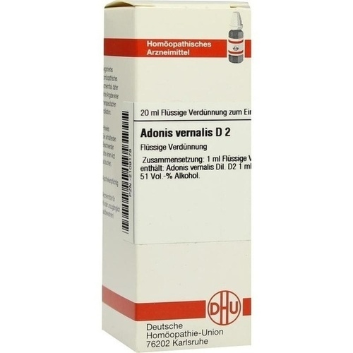 ADONIS VERNALIS D 2 Dilution