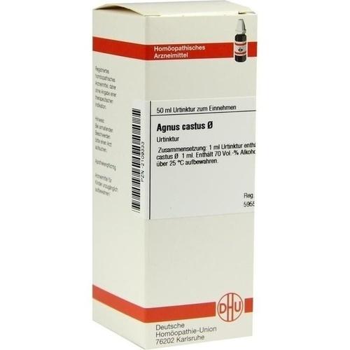 AGNUS CASTUS Urtinktur D 1