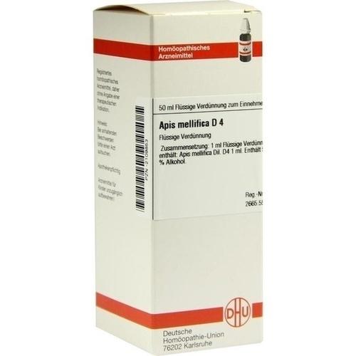 APIS MELLIFICA D 4 Dilution