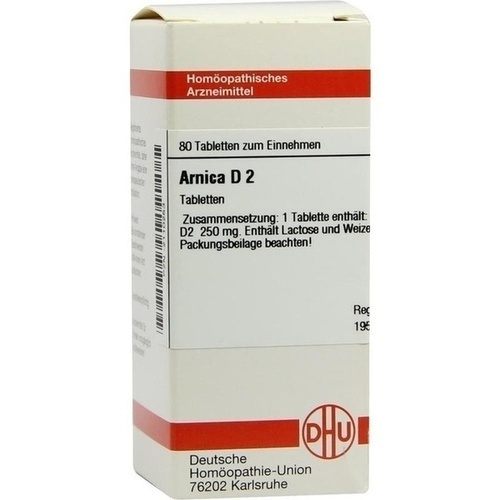 ARNICA D 2 Tabletten