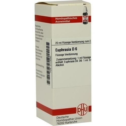 EUPHRASIA D 6 Dilution