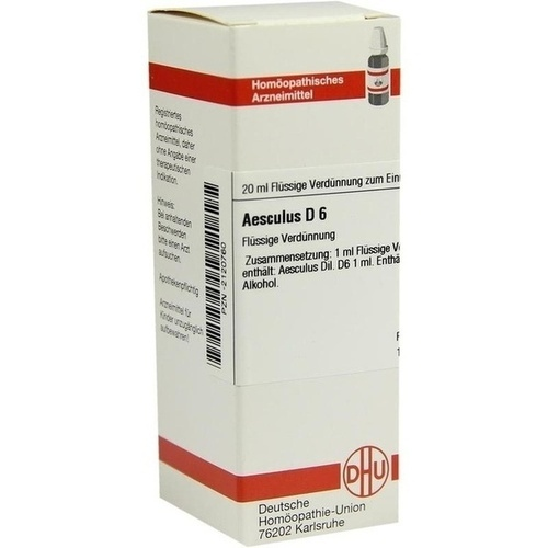 AESCULUS D 6 Dilution