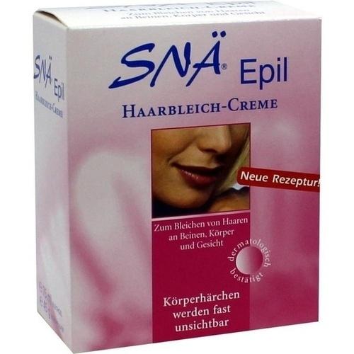HAARBLEICH Creme Snae Epil Set