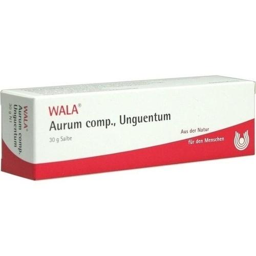 WALA AURUM COMP. Salbe