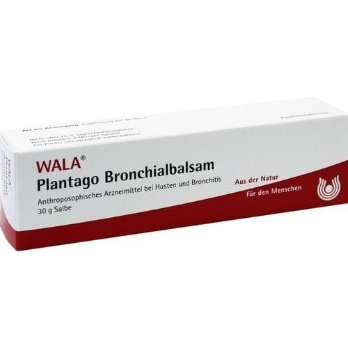 WALA PLANTAGO BRONCHIALBALSAM