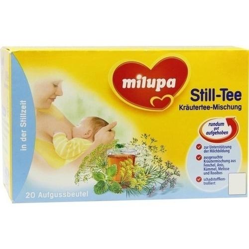 MILUPA STILL-TEE Filterbeutel