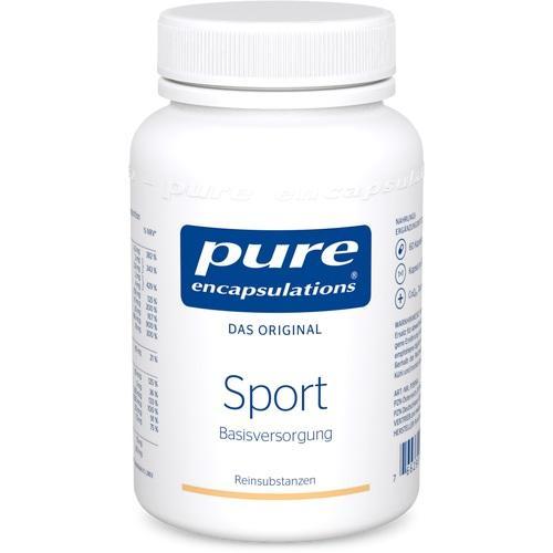PURE ENCAPSULATIONS Sport Pure 365 Kapseln