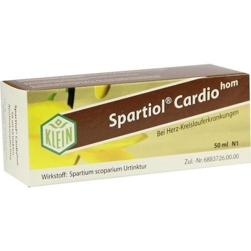 SPARTIOL Cardiohom Tropfen