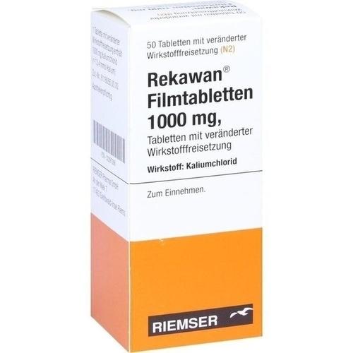 REKAWAN Filmtabletten 1000 mg