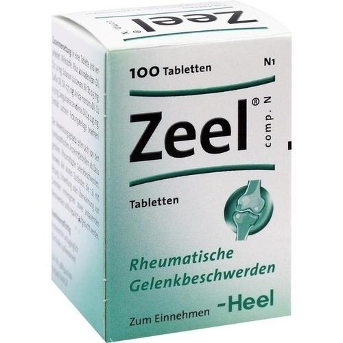 ZEEL comp.N Tabletten