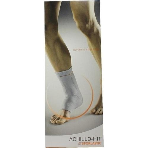 ACHILLO-HIT Bandage links Gr.3 schwarz 07804
