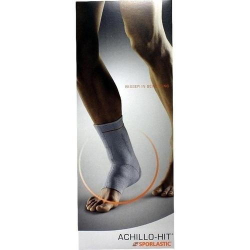 ACHILLO-HIT Bandage rechts Gr.4 schwarz 07804