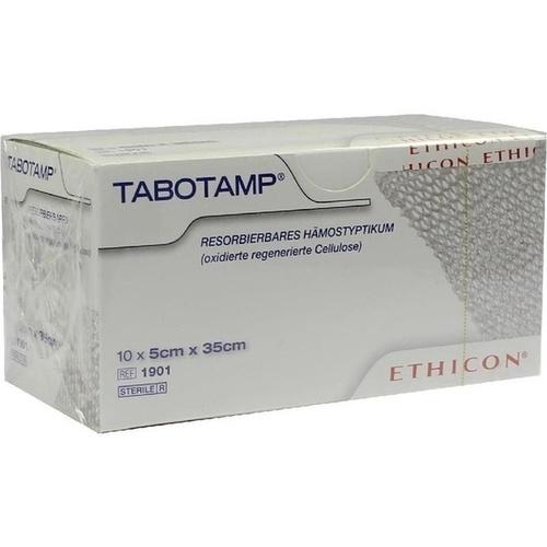 TABOTAMP Hämostyptikum 5x35cm Wundgaze
