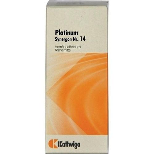 SYNERGON KOMPLEX 14 Platinum Tropfen