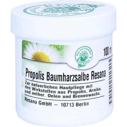 PROPOLIS BAUMHARZ Salbe 100 ml