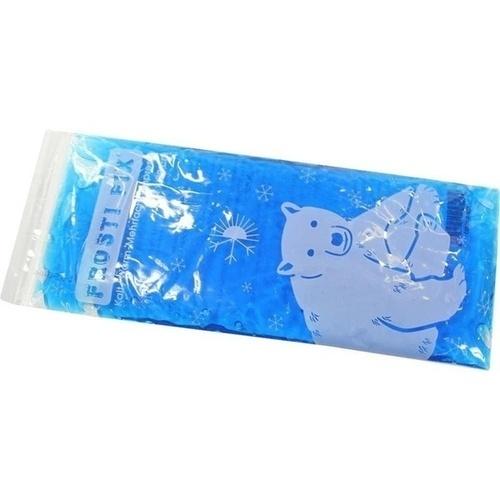 KALT-WARM Kompresse FrostiFix 12x29 cm blau