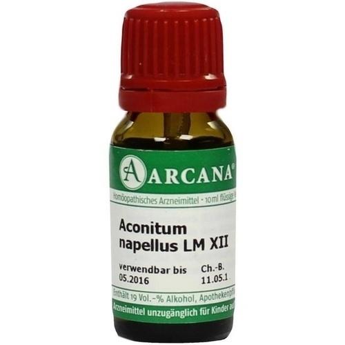 ACONITUM NAPELLUS LM 12 Dilution