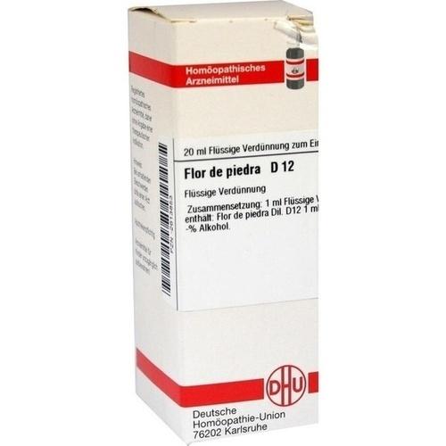 FLOR DE PIEDRA D 12 Dilution 20 ml