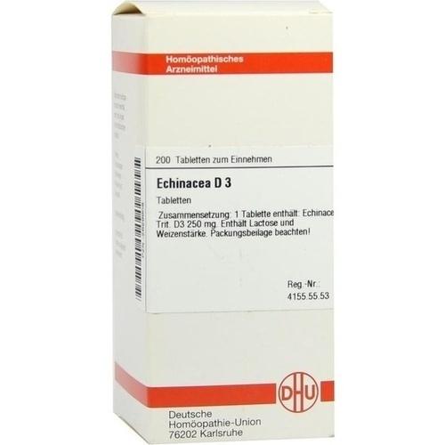 ECHINACEA HAB D 3 Tabletten
