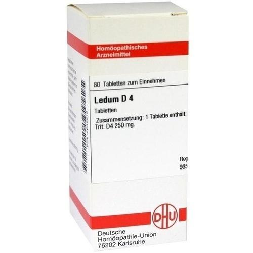 LEDUM D 4 Tabletten
