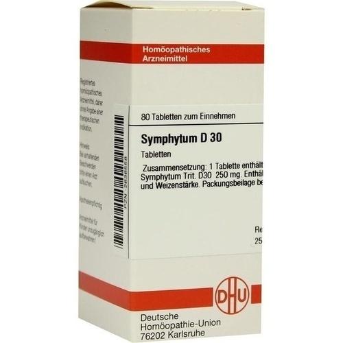 SYMPHYTUM D 30 Tabletten