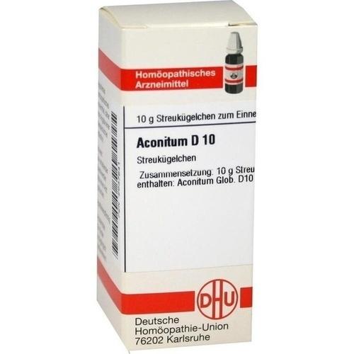 ACONITUM D 10 Globuli