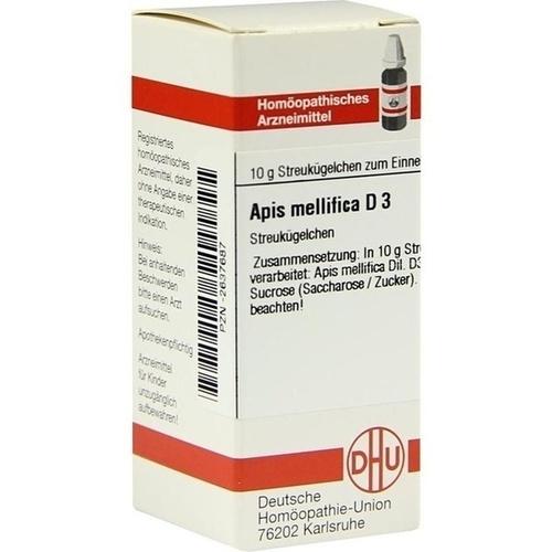 APIS MELLIFICA D 3 Globuli