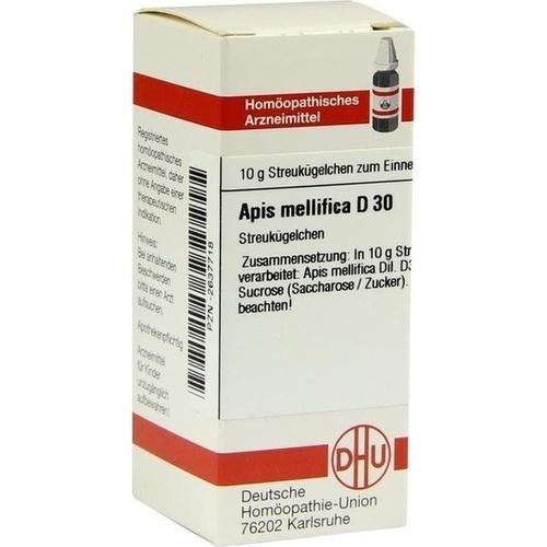 APIS MELLIFICA D 30 Globuli