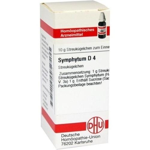 SYMPHYTUM D 4 Globuli