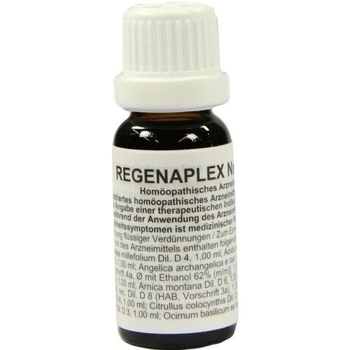 REGENAPLEX Nr. 510 a Tropfen
