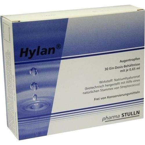 HYLAN 0,65 ml Augentropfen